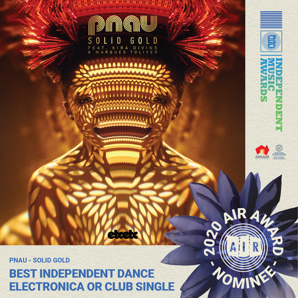 PNAU 2020 AIR Award Nomination