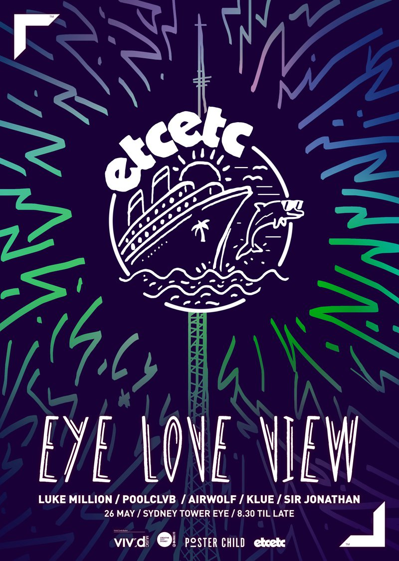 Eye Love View (A4 Poster / still)