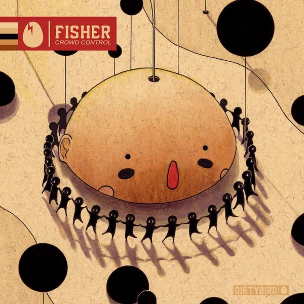 Fisher (Crowd Control / Packshot)