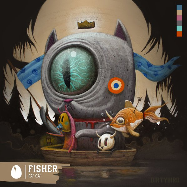 Fisher (Oi Oi / Packshot)