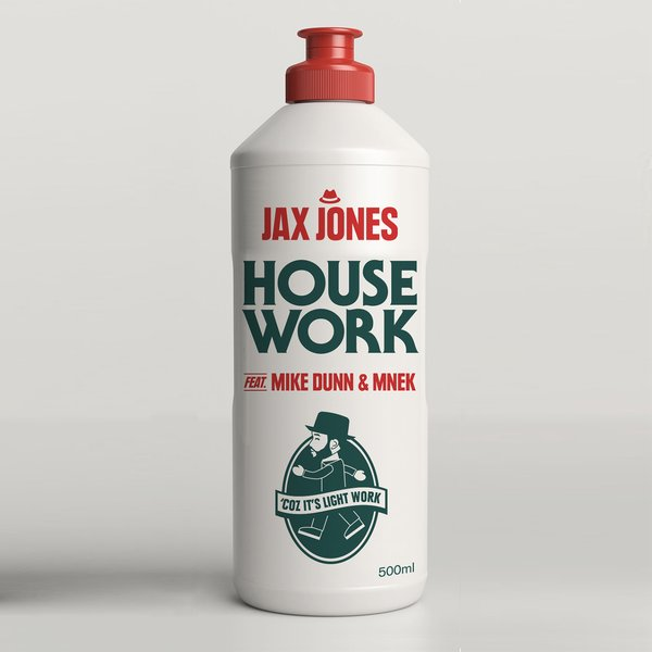 Jax Jones (House Work / packshot)