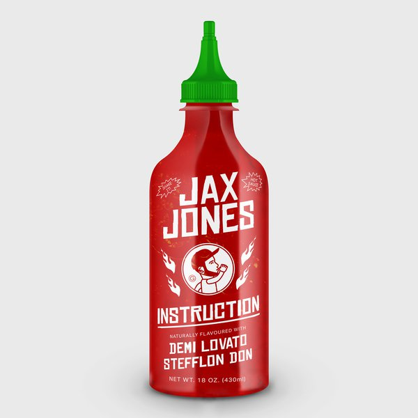 Jax Jones (Instruction / packshot)