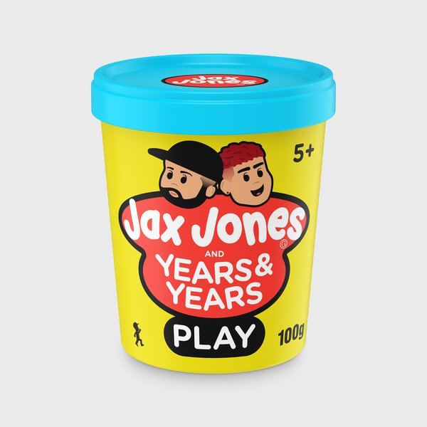 Jax Jones (Play / Packshot)