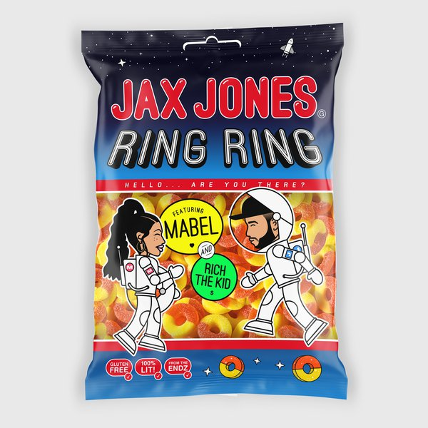 Jax Jones (Ring Ring / Packshot)