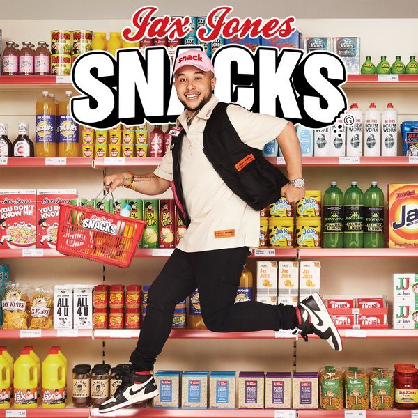 Jax Jones - Snacks (Supersize)