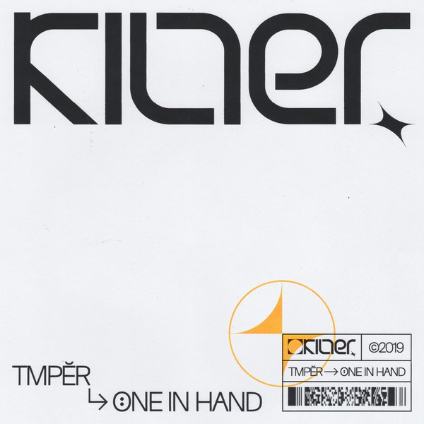 Kilter (Tmper / One In Hand / packshot)
