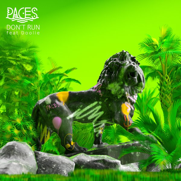Paces (Don't Run / Packshot)