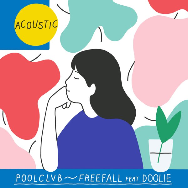 POOLCLVB (Freefall Acoustic / Packshot)