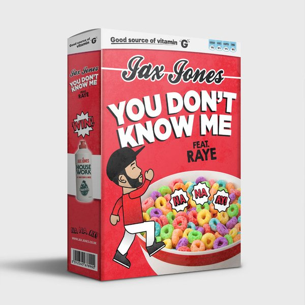 Jax Jones (YDKM / PACKSHOT)